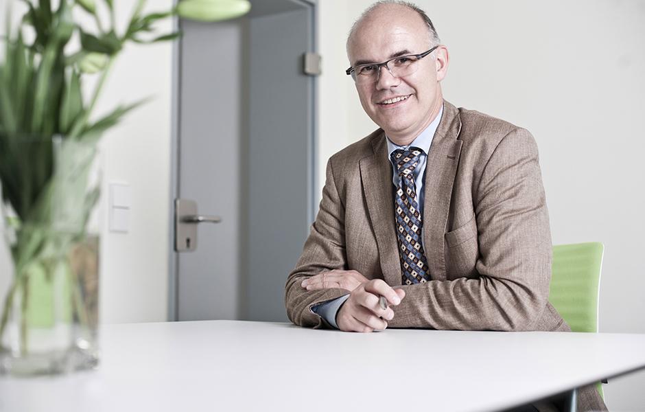 Ingo F. Schreiber, Geschäftsführer