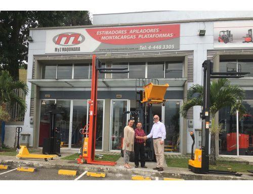 SCHREIBER + WEINERT in Kolumbien