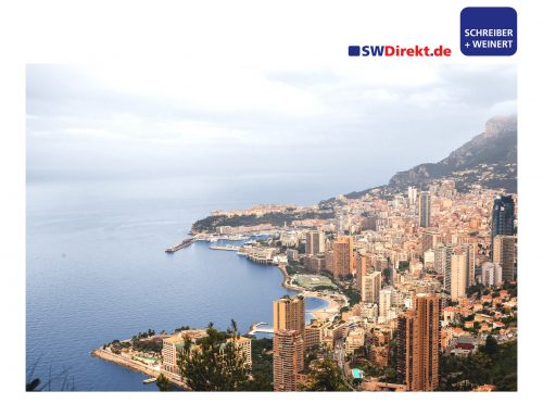 Hoflieferant  in Monaco