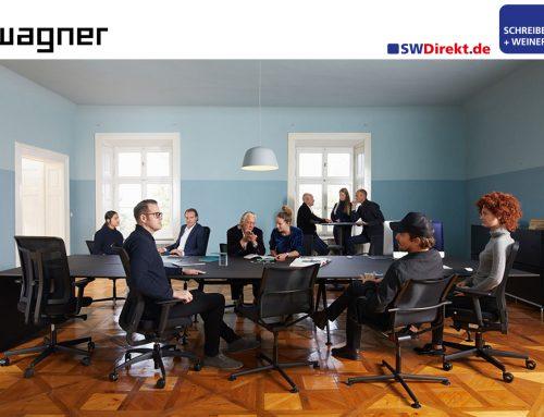 Gemeinsam mit Wagner präsentieren wir die neuen TV-Stars