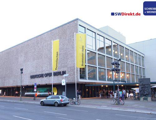 Triple geschafft: Deutsche Oper Berlin