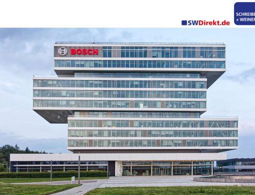 5 Jahre eProcurement-Dienstleistungen für Bosch
