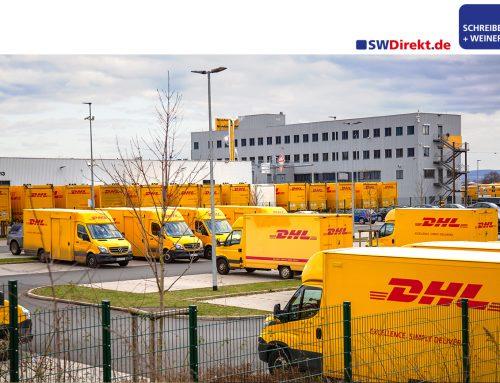 Deutsche Post DHL Group beauftragt die SCHREIBER + WEINERT GmbH